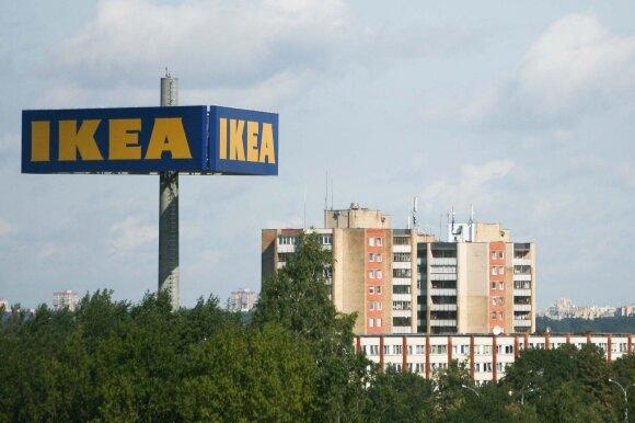 """""""Ikea"""" vadovas papasakojo, kuo ypatinga parduotuvė Lietuvoje ir kokios gudrybės bendrovei uždirbo milijardus"""
