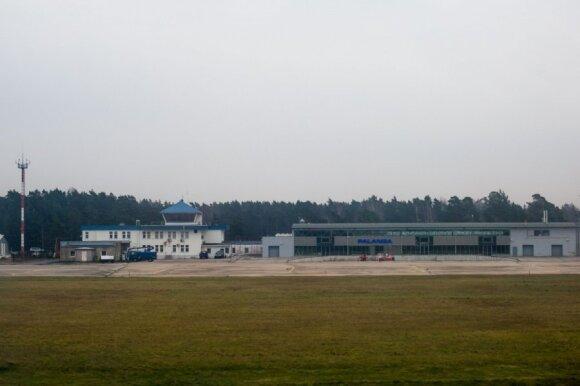 Palangos oro uostas pasitiks pokyčiais: numato terminalo plėtrą