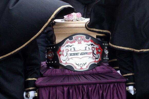 Remigijaus Morkevičiaus laidotuvės