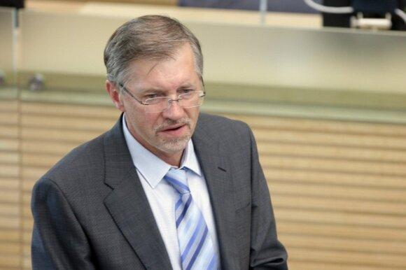 Lietuvos diplomatai apie P. Gražulio užmojus: tai tragedija, <em>nukvakimas</em>
