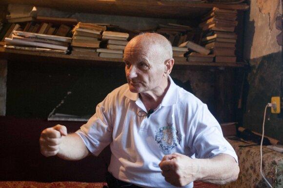 """Kriminalistai apnuogino tikrąjį """"mafijos tėvo"""" Antonovo veidą: pravardę sugalvojome mes, jis nebuvo jos vertas"""