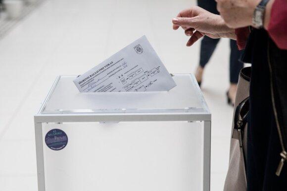 Rinkėjai įvertino kandidatus į prezidentus: užkliuvo Šimonytės nuotaika ir Nausėdos šuo