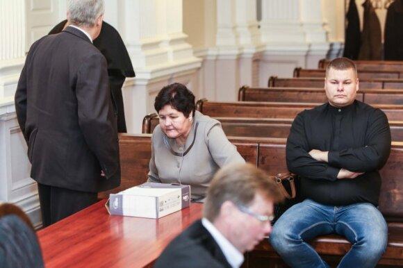 Virginija Kazlauskienė, Edvinas Kazlauskis