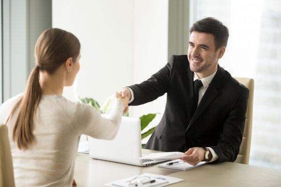 5 nematomi atrankos į darbą kriterijai, apie kuriuos nesusimąstėte
