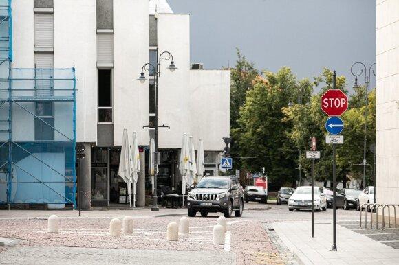 Pokyčiai Vilniaus senamiestyje keičia pavežėjų darbą: ilgesnės kelionės – didesnė kaina