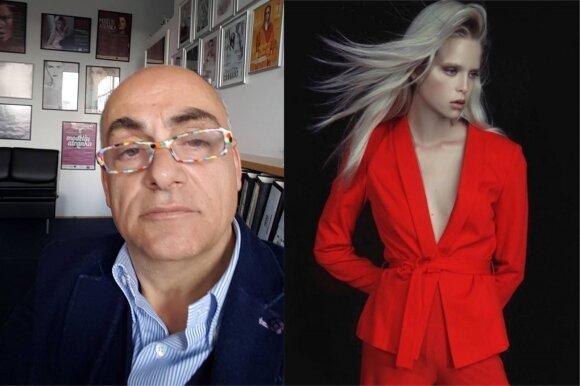 Massimo Parisi, Dovilė Didžiunaitytė