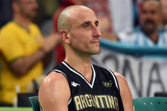 Emanuelis Ginobili