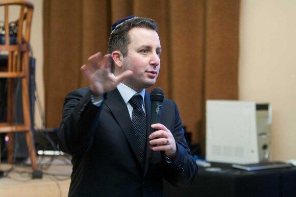 Суд признал законным переизбрание председателя Еврейской общины Литвы