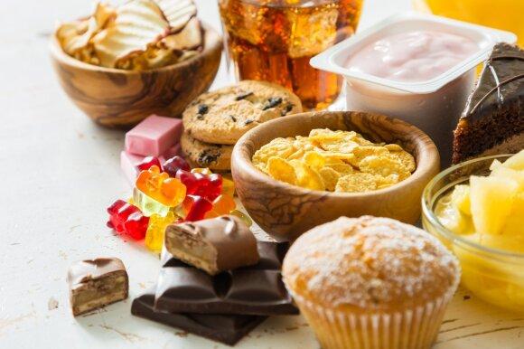 Protingai cukrumi saldinamas gyvenimas neapkarsta: rekomenduojamos formos ir normos