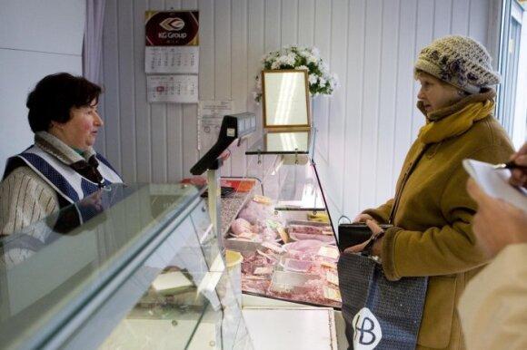 Europiečiai gręžiasi nuo mėsos: suskaičiuota, kiek mažiau valgysime