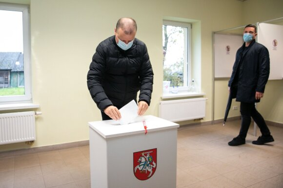 Skvernelis tikisi, kad tokius Seimo rinkimus turime pirmą ir paskutinį kartą