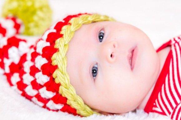 Nustebsite, ką moka ir sugeba ką tik gimęs kūdikis