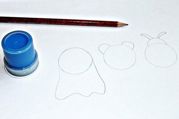 """Kaip skalbinių segtukus paversti namų puošmena <span style=""""color: #ff0000;""""><sup>FOTO</sup></span>"""