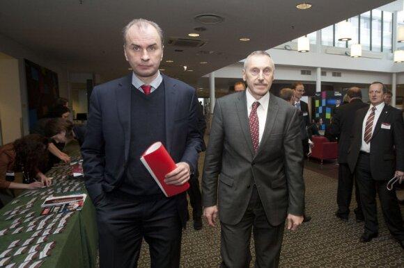 Kęstutis Jauniškis, Arvydas Sekmokas