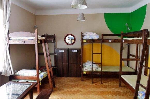 Tarp lietuvių nakvynės namai vis dar nepopuliarūs
