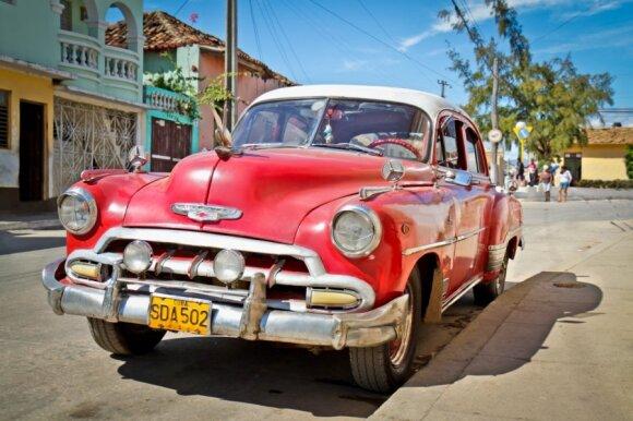 Trinidadas, Kuba