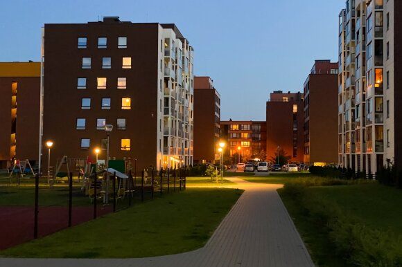 Lietuvos jaunimo požiūris į nuosavą būstą keičiasi: tai vakarietiško mąstymo ar finansinių sunkumų pasekmė?