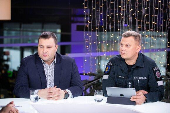 Aleksejus Apanavičius, Vytautas Grašys