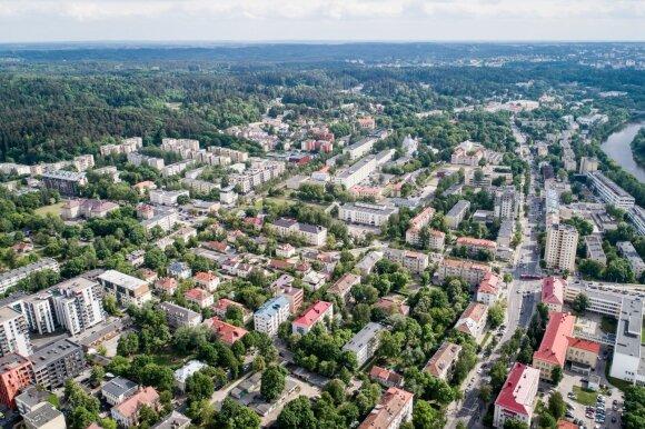 Pavojingiausi mikrorajonai Vilniuje: mažos būsto kainos suvilioja tik drąsiausius