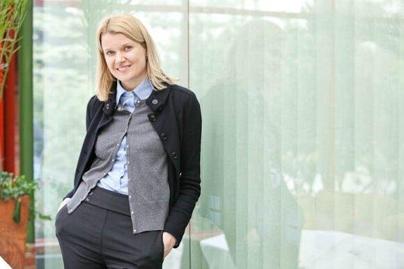 ISM Vadybos ir ekonomikos universiteto Vadybos katedros vedėja prof. dr. Justina Gineikienė.jpg