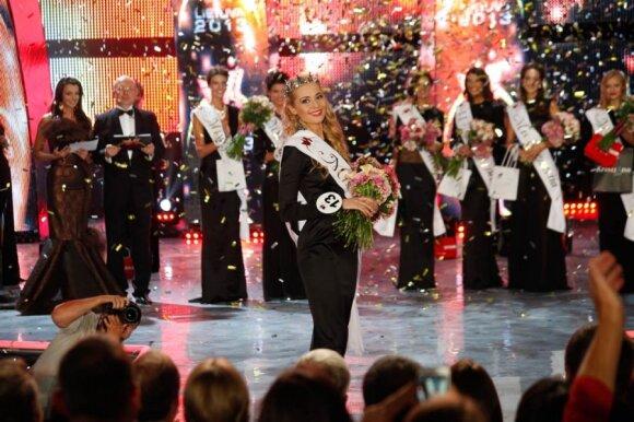 ,,Mis Lietuva 2013'' konkurso finalas