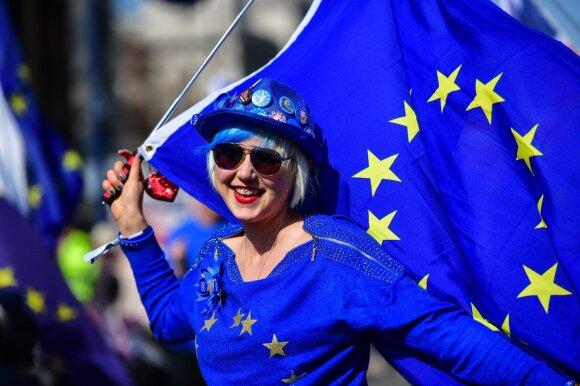 Aptarė Europos Parlamento ateitį: Lietuvos rinkėjų elgesys labai neramina