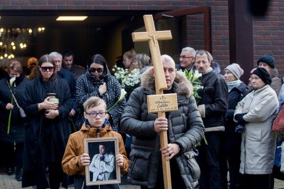 Vitalijaus Cololo laidotuvės