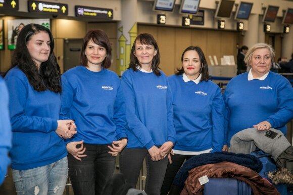 Mokytojai išvyksta į Suomiją