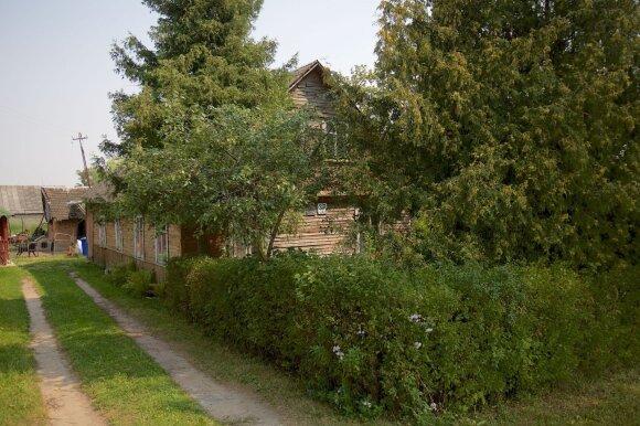 Kaimas, kuriame gyveno Ignacas Montvidas