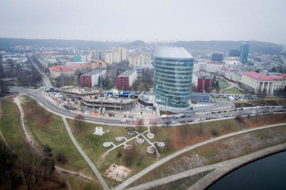 """""""Barclays"""" į Lietuvą atvedęs Kreivys apie banko planus: Lietuvai reikia susirūpinti"""