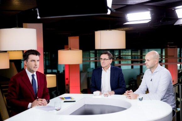 Arnas Mazėtis, dr. Lauras Bielinis, Ignas Zokas