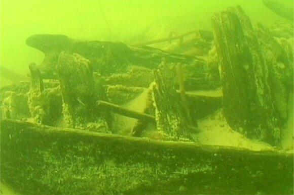 Norint išsaugoti negiliai ir netoli pakrantės esančius paskendusius senuosius laivus, juos būtų galima sukelti į vieną gilesnę Baltijos jūros vietą ir atidaryti unikalų povandeninį muziejų