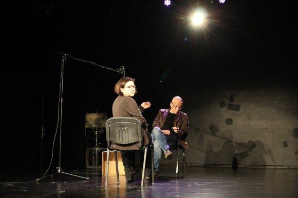 Interviu su Vytautu Anužiu