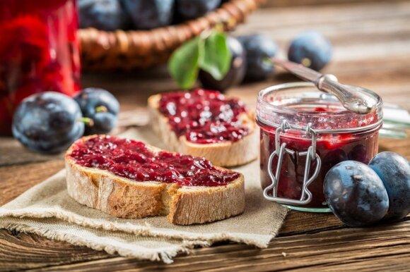 Tinkamai paruoštos uogienės: ne tik saldu, bet ir sveika