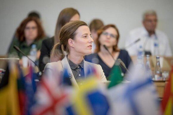 Vieniems tai svajonių darbas, kitiems – pirmą kartą girdima profesija: lietuvė kuria pokytį šalyje
