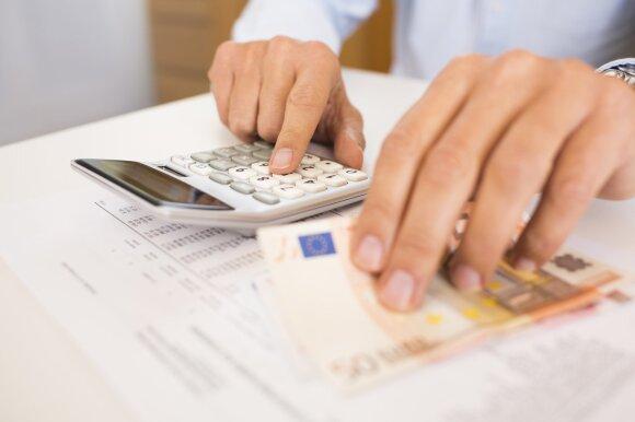 Atlyginimų skaičiuoklė: pasitikrinkite, kaip kitąmet pasikeis jūsų alga