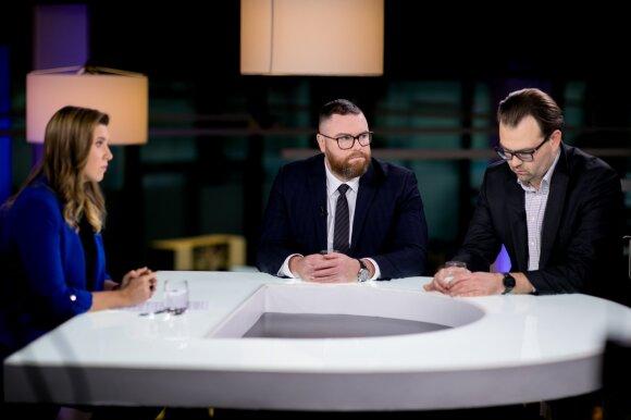 VIktorija Chockevičiūtė, Marius Dubnikovovas ir Mykolas Katkus