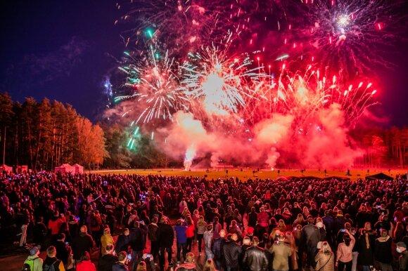 Vilniaus fejerija 2020