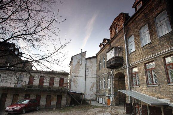 Butai prestižinėse Vilniaus vietose laimę atneša ne visiems: siūlo naują mokestį