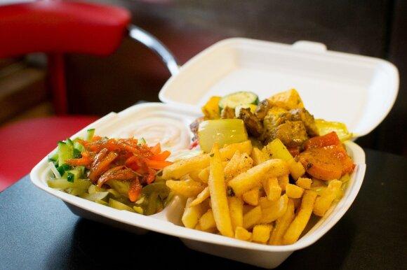 """Greito maisto restoranas """"Kebab Republic"""""""
