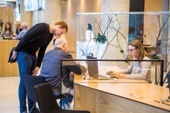 Klientai perrašo taisykles: ką daryti įmonėms, kurioms kilo didelė grėsmė