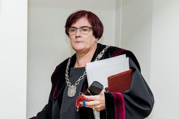Teisėja Ainora Kornelija Macevičienė