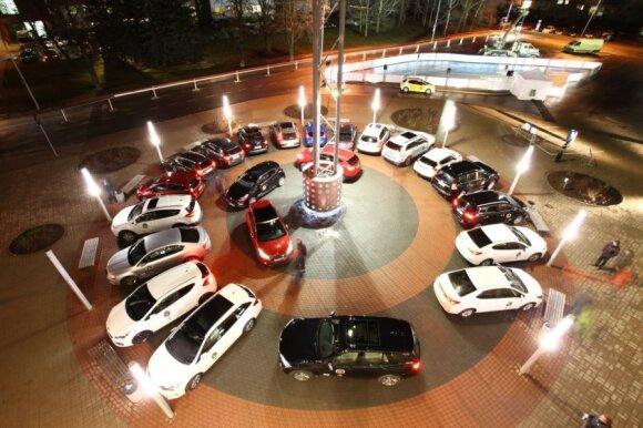 TopGear Baltijos šalių metų automobilio rinkimai