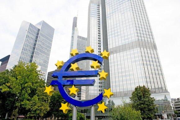 ECB užsimena apie būsimus pokyčius