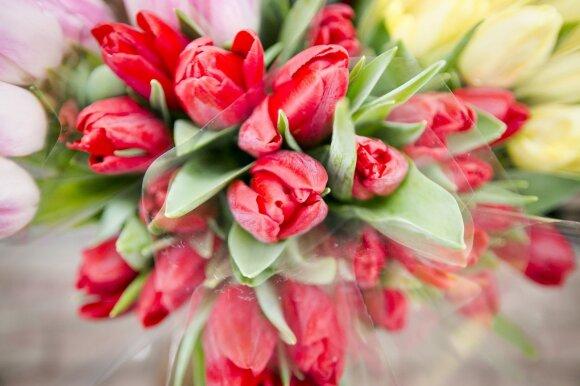 Gudrybės, padėsiančios ilgiau išsaugoti dovanotas gėles