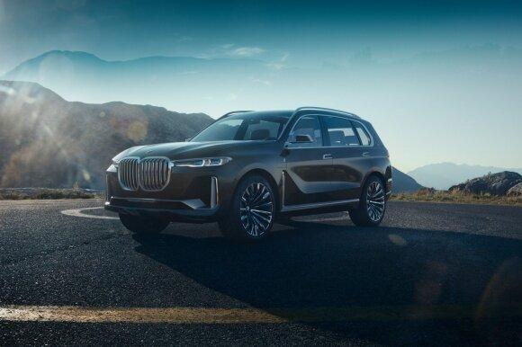 "BMW ""Concept X7 iPerformance"""