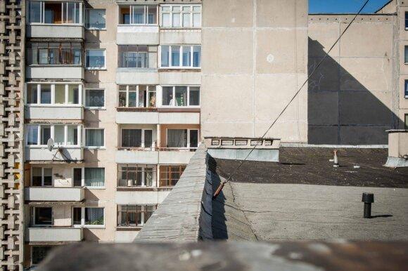 Vilnius ėmėsi sovietmečio mikrorajonų atnaujinimo: kurie bus pirmieji ir kiek tai kainuos
