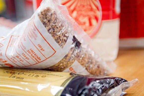 Apgaulingos sveikais tituluojamų produktų etiketės: ką iš tikrųjų reiškia populiarūs užrašai
