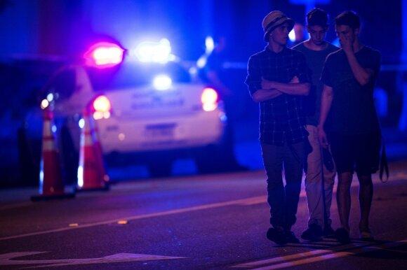 Dramatiški kadrai iš Orlando žudynių: paskutinės merginos gyvenimo akimirkos