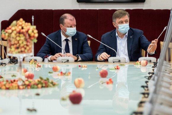 Apklausa prieš pat Seimo rinkimus: reitingų lentelėje – įnirtinga kova